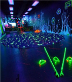 Glowinthedark Party Venue