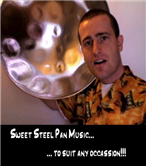 Kristian Paradis  Steel Drums