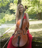 Alexandra Nyc Cellist